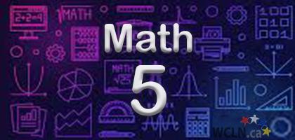 Course Image WCLN Math 5 - Whelan