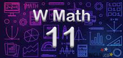 Course Image WCLN Math 11_W - Whelan