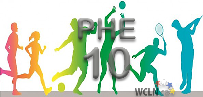 Course Image WCLN Physical Ed 10 - Broda