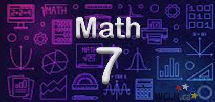 Course Image WCLN Math 7 - Burch