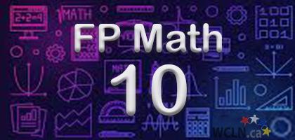 Course Image WCLN Math 10_FPC - Buchko
