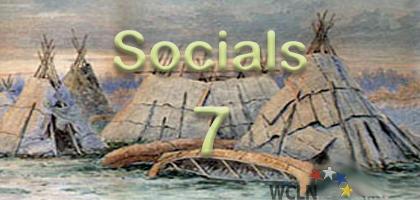 Course Image Cronan - Social Studies 07