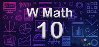 Course Image Math 10 Workplace WCLN - Gieni
