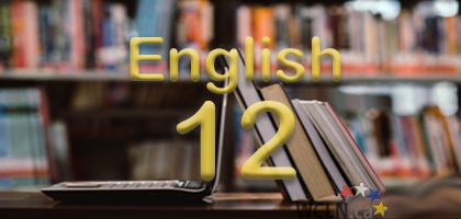 Course Image English Studies 12- Gieni
