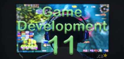 Course Image Video Game Development - Atkins11